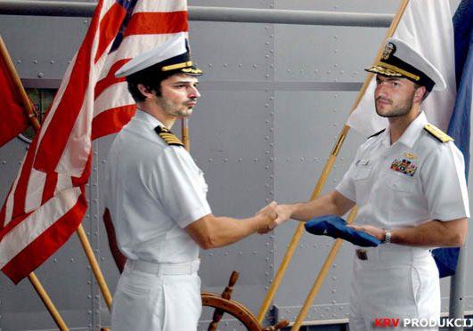 Susret Pukovnika Rab-USA i predstavnika KRV produkcije protekao je u prijatnoj vojnoj atmosferi